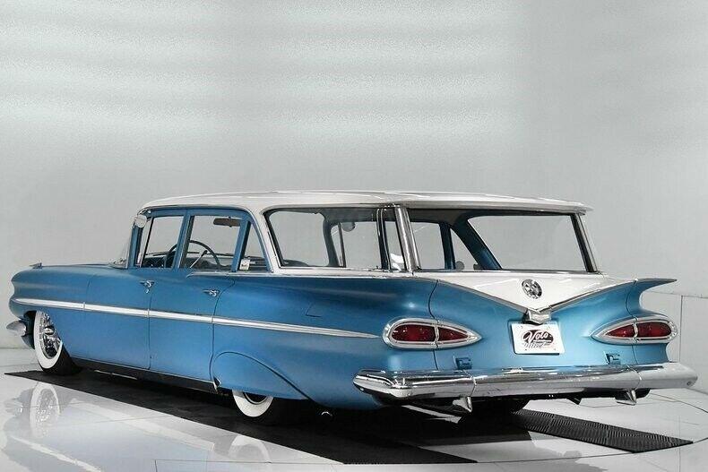 Chevy 1959 kustom & mild custom - Page 8 Parkjk11