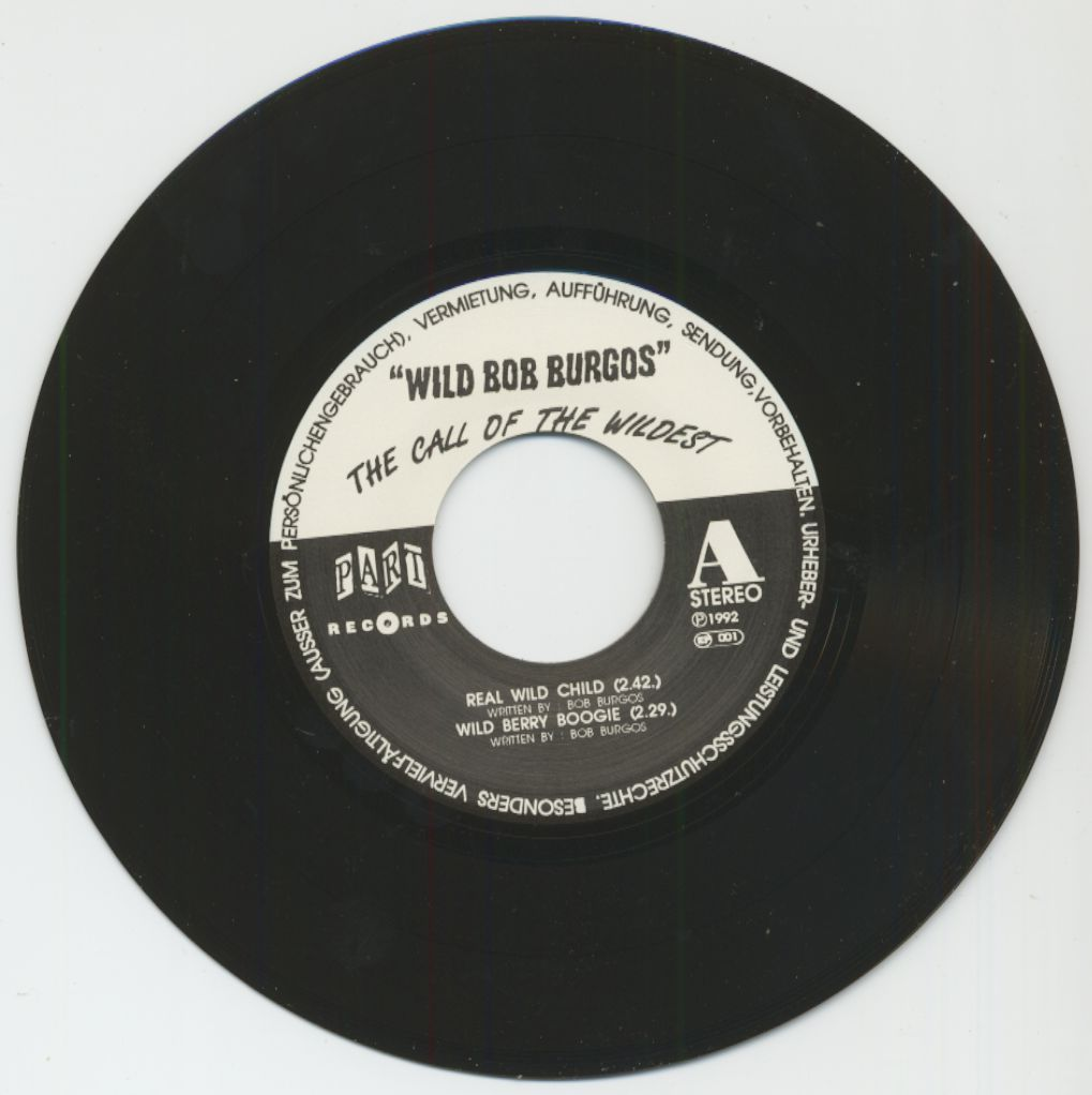 Wild Bob Burgos and his Houserockers - UK Rock 'n'roll and rockabilly revival Partep10