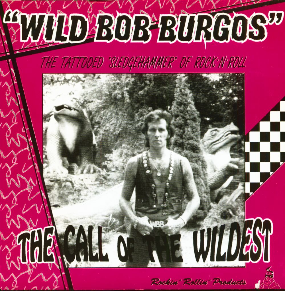 Wild Bob Burgos and his Houserockers - UK Rock 'n'roll and rockabilly revival Partep11