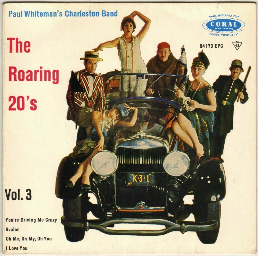 Records with car or motorbike on the sleeve - Disques avec une moto ou une voiture sur la pochette - Page 9 Paul_w10