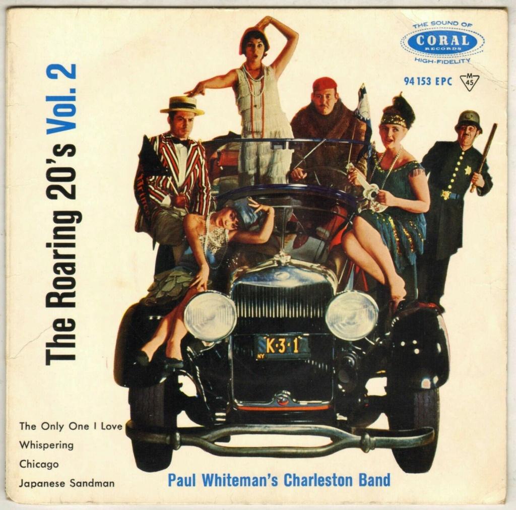 Records with car or motorbike on the sleeve - Disques avec une moto ou une voiture sur la pochette - Page 9 Paul_w11
