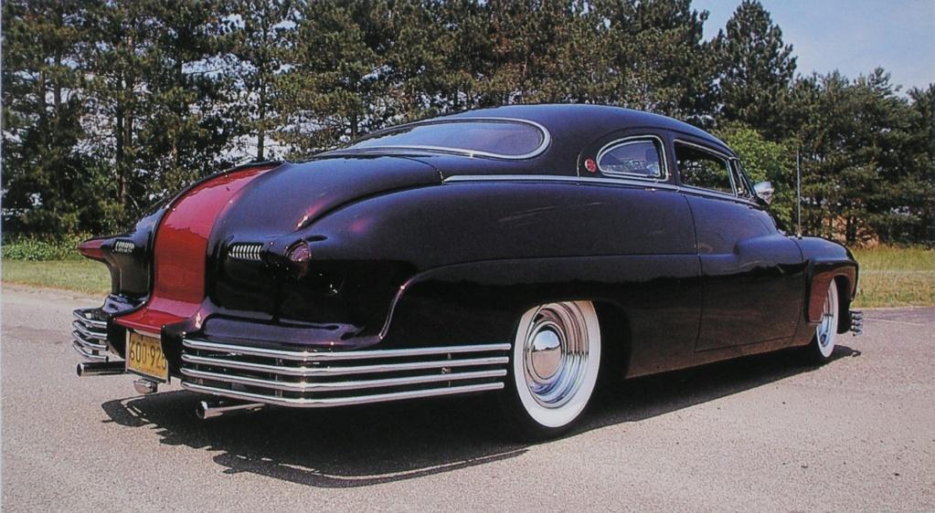 1950 Mercury - Blue Mirage - Sonny Morris built by Joe Bailon Pb302510