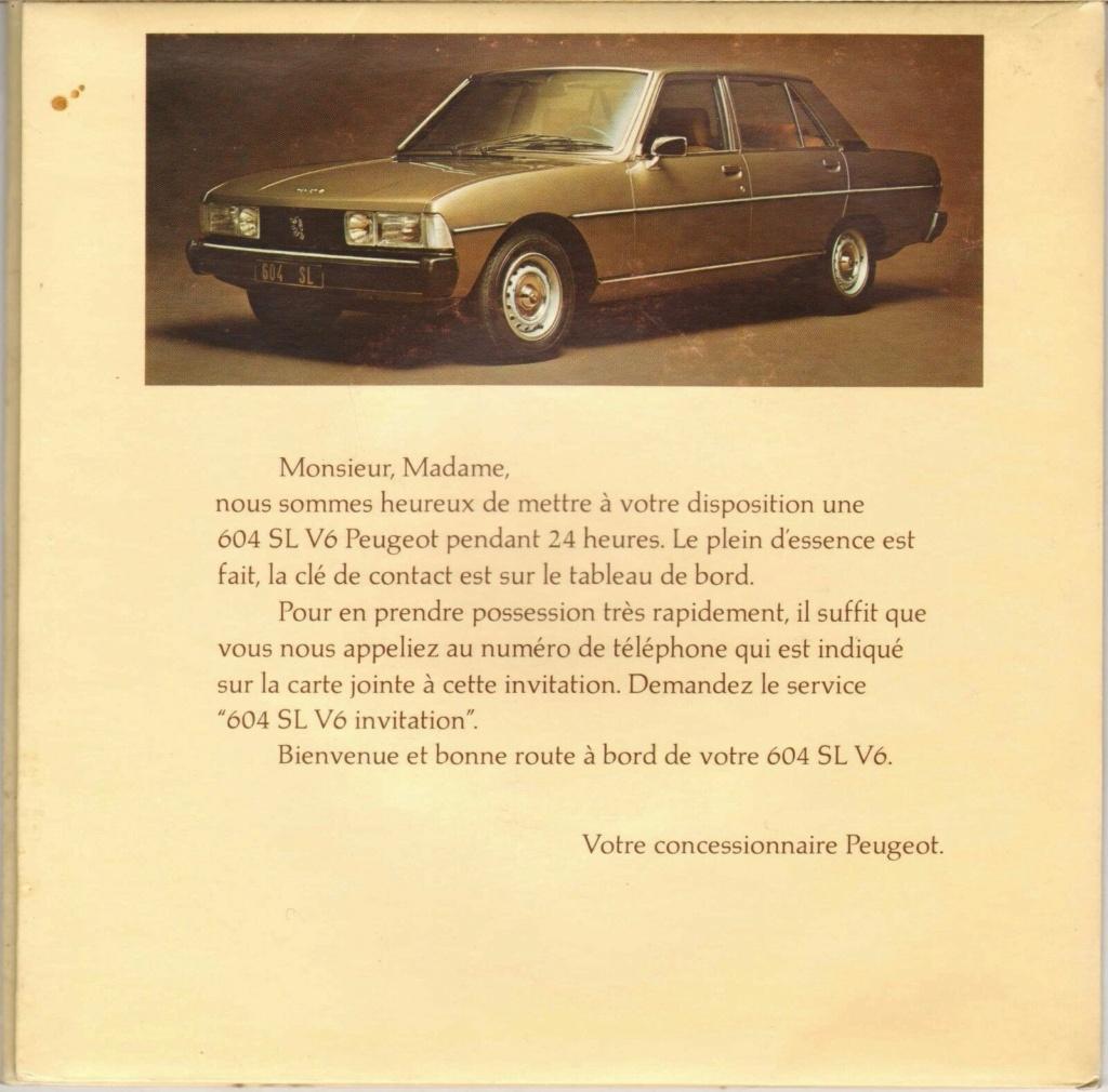 Records with car or motorbike on the sleeve - Disques avec une moto ou une voiture sur la pochette - Page 9 Peugeo10