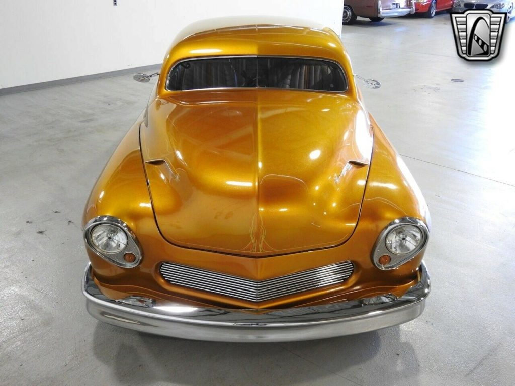 1951 Mercury - Pigeon Gold Pg110