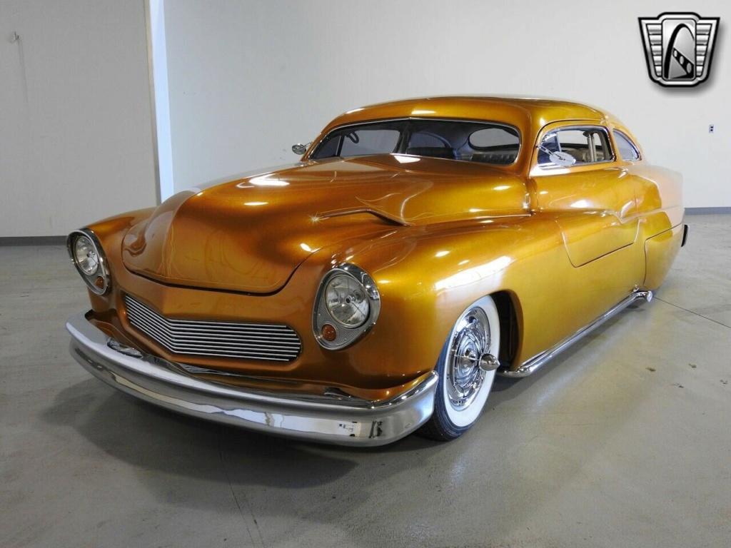 1951 Mercury - Pigeon Gold Pg210
