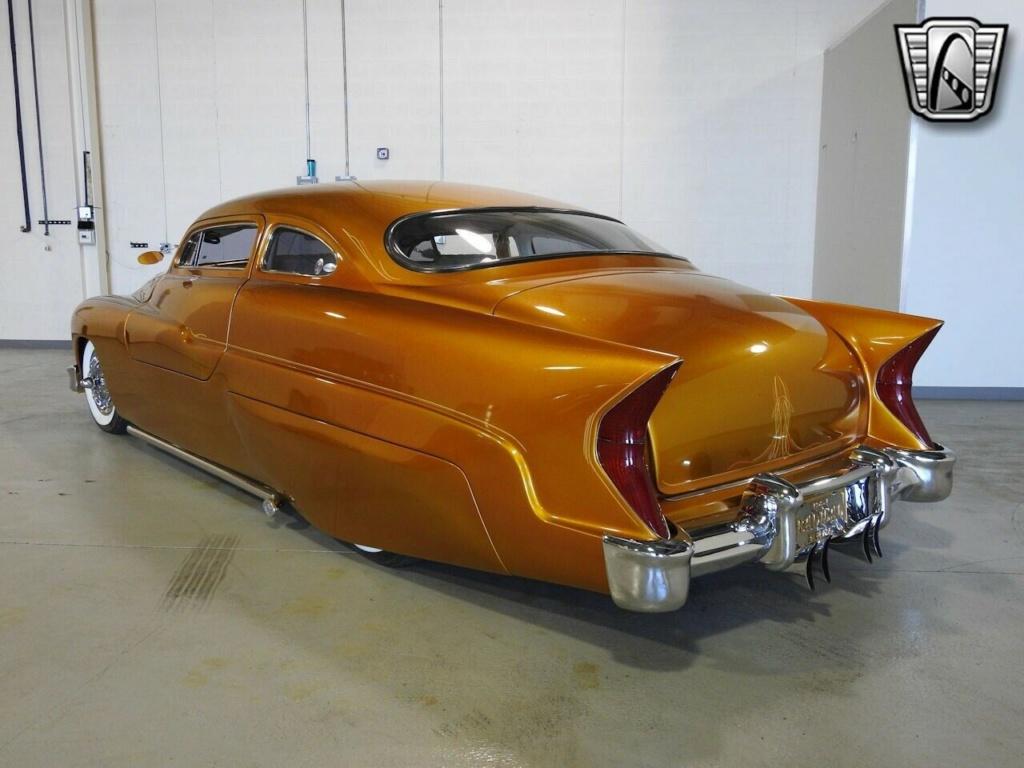 1951 Mercury - Pigeon Gold Pg310