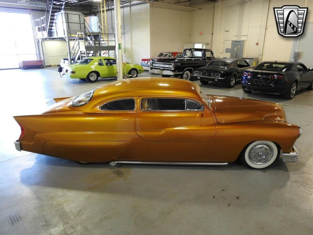 1951 Mercury - Pigeon Gold Pg410
