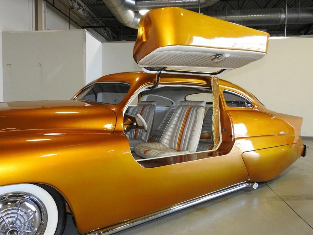 1951 Mercury - Pigeon Gold Pg610