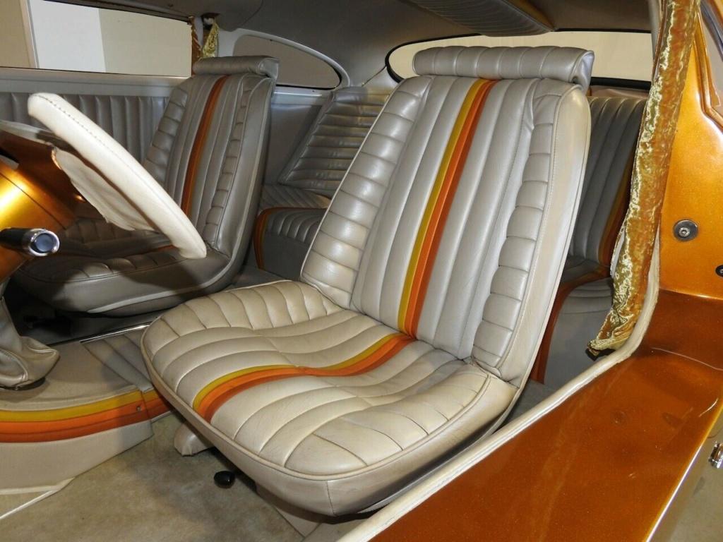 1951 Mercury - Pigeon Gold Pg710