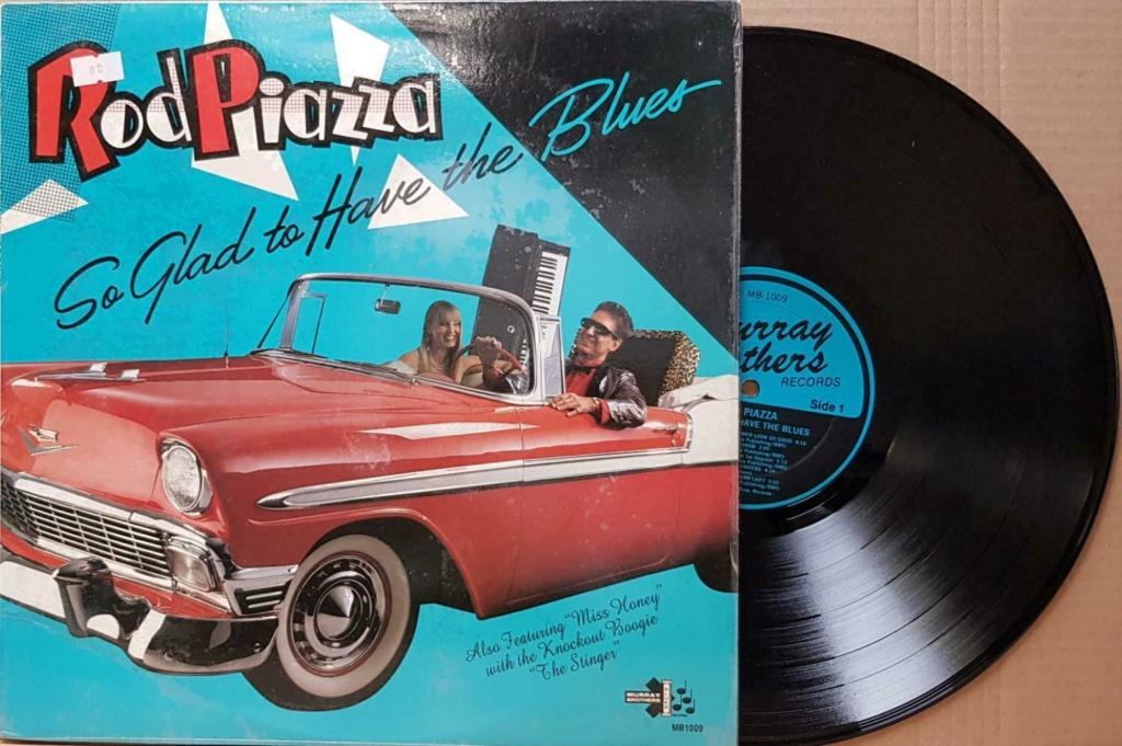 Records with car or motorbike on the sleeve - Disques avec une moto ou une voiture sur la pochette - Page 6 Piazza10