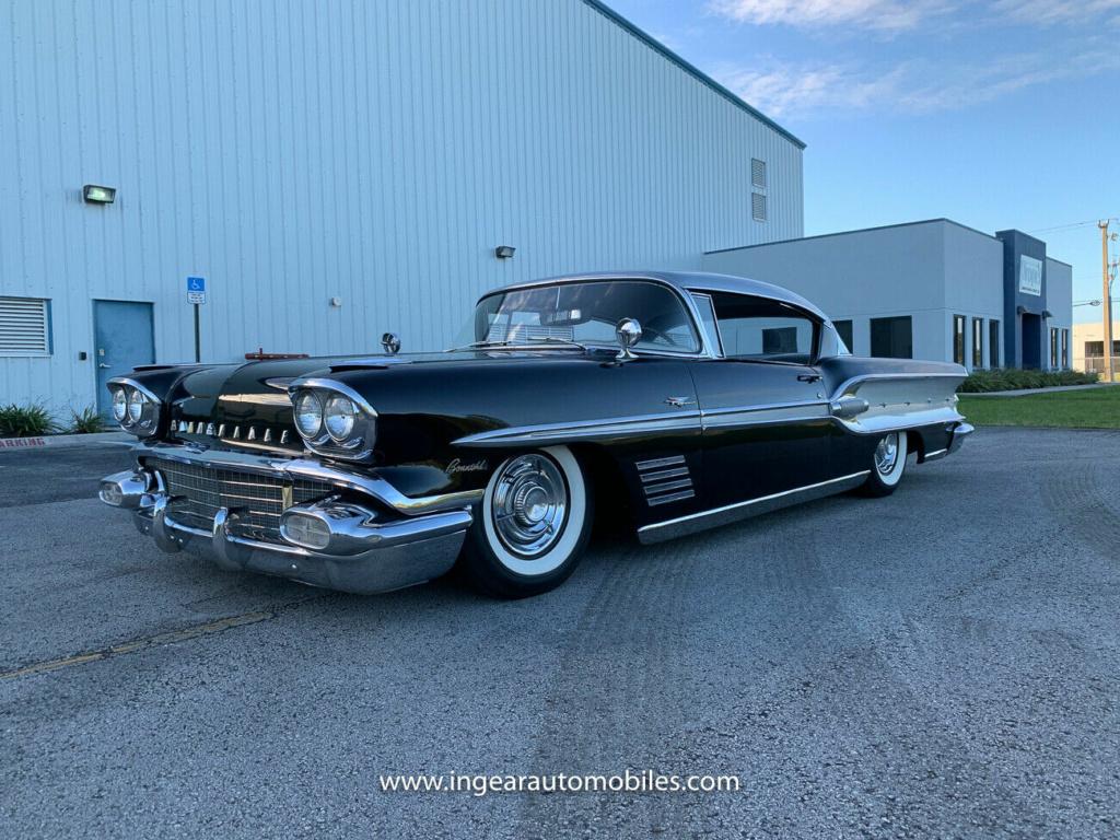 Pontiac 1955 - 1958 custom & mild custom - Page 3 Pon58211