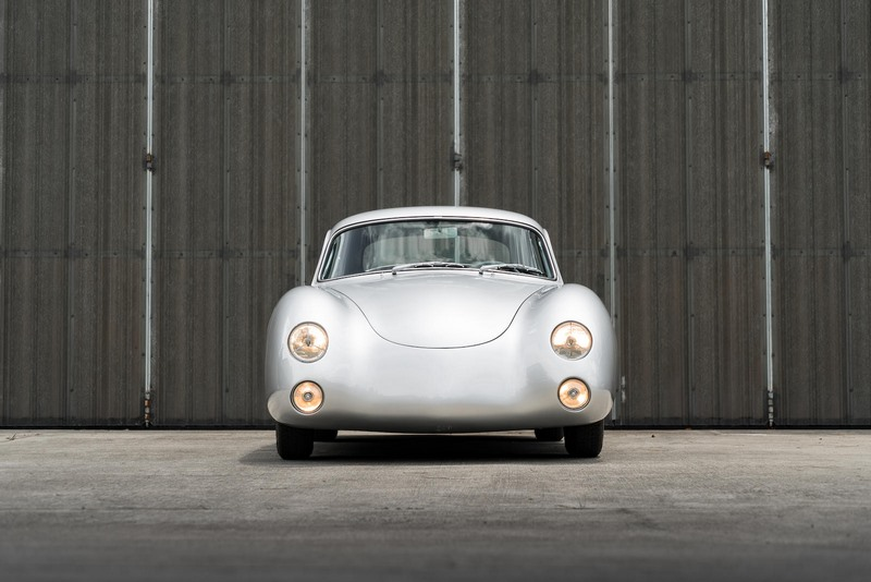 1956 Porsche 356 A Carrera GS - Dean Jeffries Porsch11
