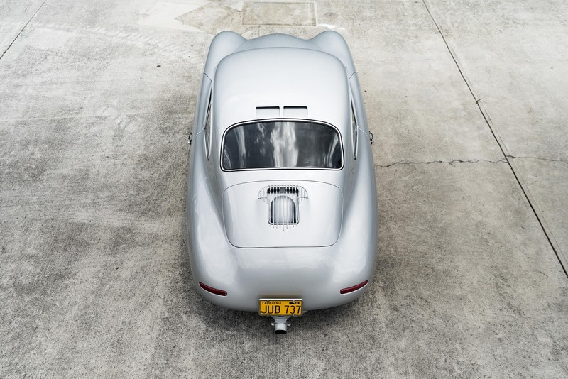 1956 Porsche 356 A Carrera GS - Dean Jeffries Porsch22