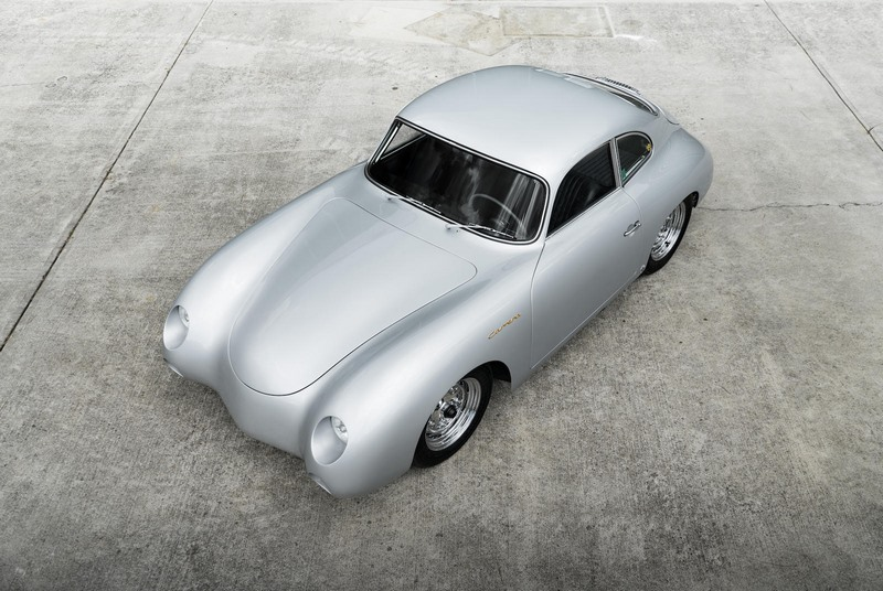 1956 Porsche 356 A Carrera GS - Dean Jeffries Porsch23