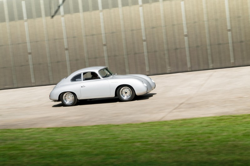 1956 Porsche 356 A Carrera GS - Dean Jeffries Porsch24