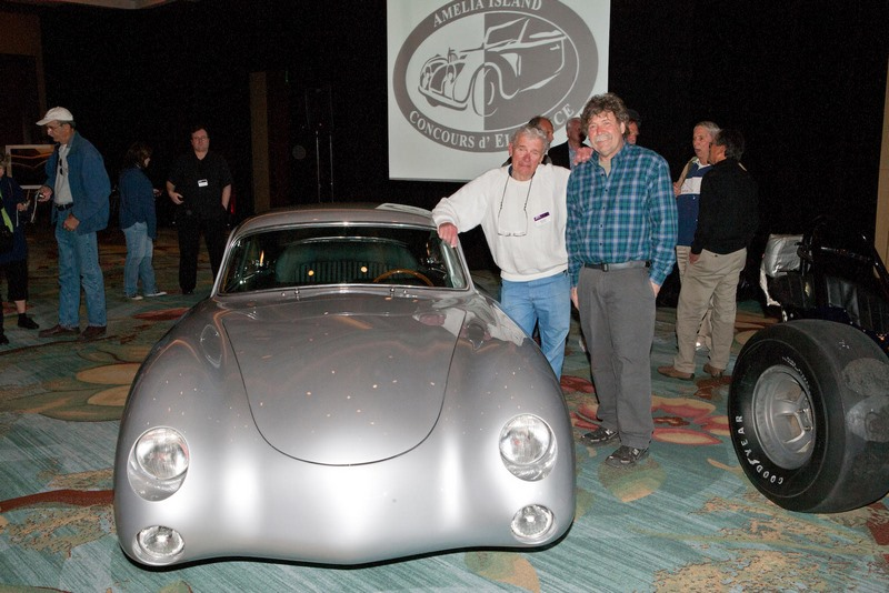 1956 Porsche 356 A Carrera GS - Dean Jeffries Porsch25
