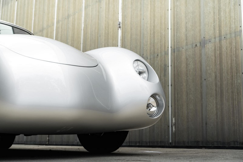 1956 Porsche 356 A Carrera GS - Dean Jeffries Porsch27