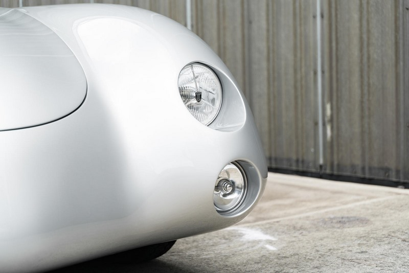 1956 Porsche 356 A Carrera GS - Dean Jeffries Porsch28