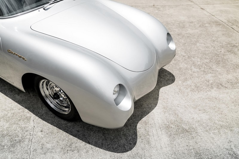 1956 Porsche 356 A Carrera GS - Dean Jeffries Porsch29