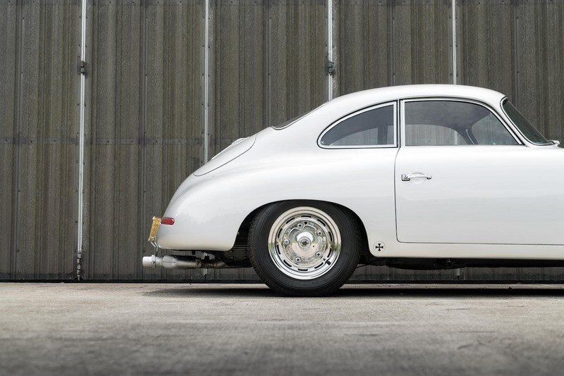 1956 Porsche 356 A Carrera GS - Dean Jeffries Porsch30