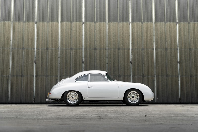 1956 Porsche 356 A Carrera GS - Dean Jeffries Porsch31