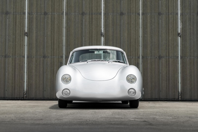 1956 Porsche 356 A Carrera GS - Dean Jeffries Porsch32