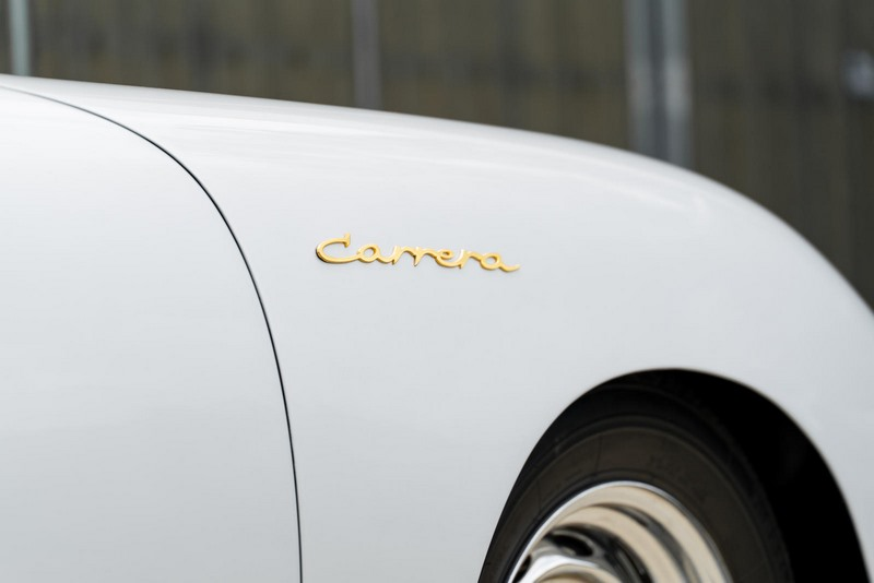 1956 Porsche 356 A Carrera GS - Dean Jeffries Porsch34