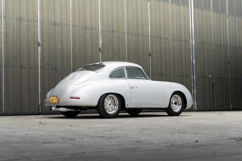 1956 Porsche 356 A Carrera GS - Dean Jeffries Porsch35