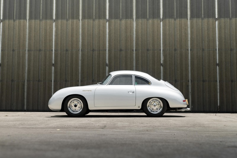 1956 Porsche 356 A Carrera GS - Dean Jeffries Porsch38