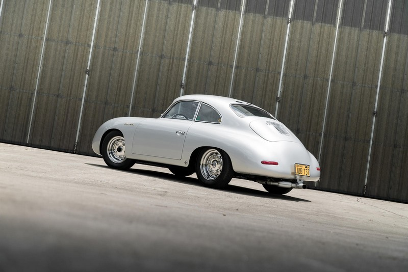 1956 Porsche 356 A Carrera GS - Dean Jeffries Porsch39