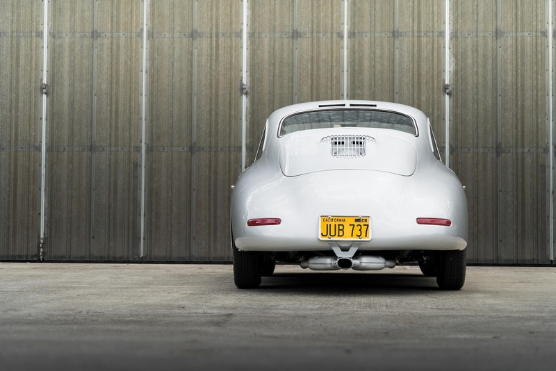 1956 Porsche 356 A Carrera GS - Dean Jeffries Porsch40