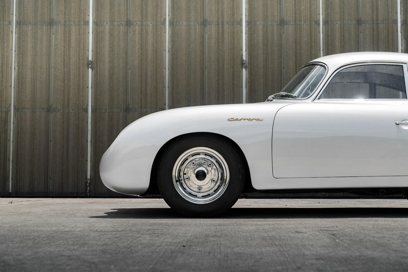 1956 Porsche 356 A Carrera GS - Dean Jeffries Porsch41