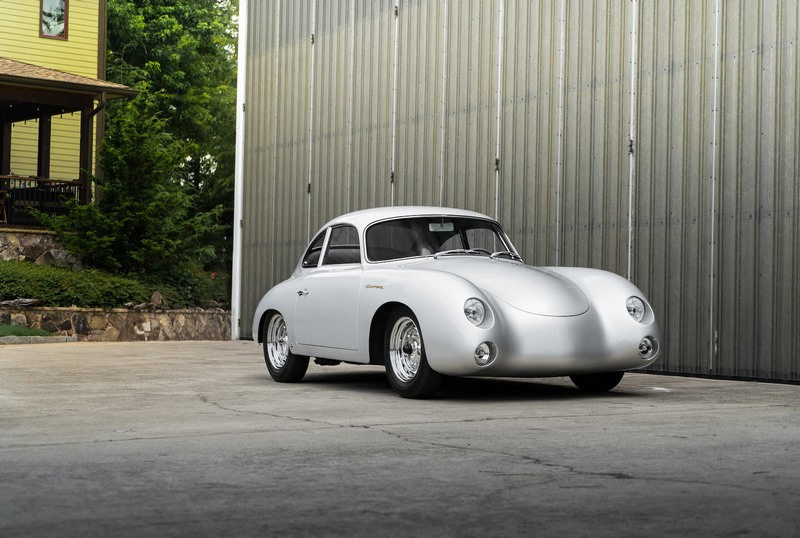 1956 Porsche 356 A Carrera GS - Dean Jeffries Porsch47