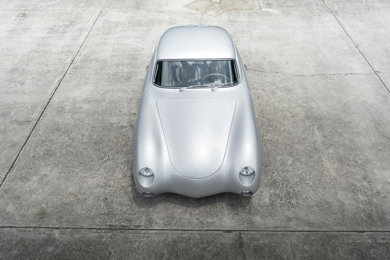 1956 Porsche 356 A Carrera GS - Dean Jeffries Porsch53