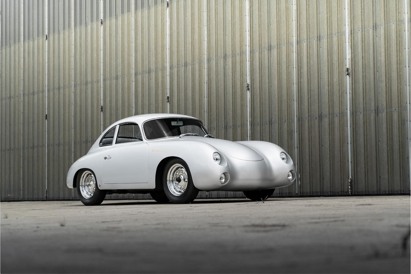 1956 Porsche 356 A Carrera GS - Dean Jeffries Porsch58