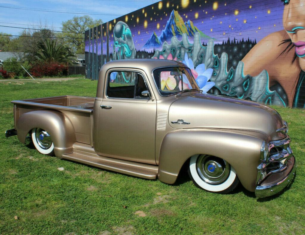 Chevy Pick up 1947 - 1954 custom & mild custom - Page 4 Pu110
