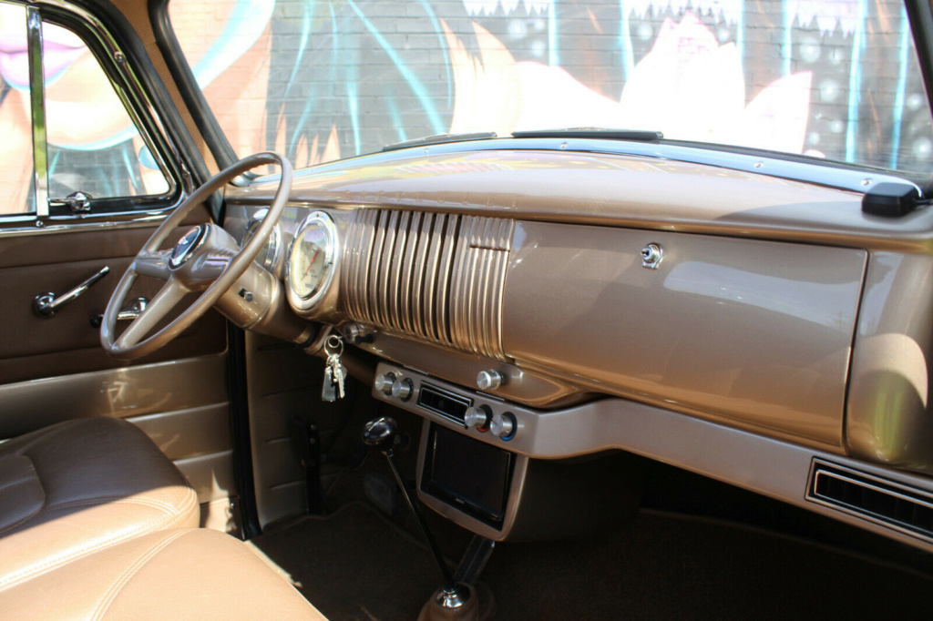 Chevy Pick up 1947 - 1954 custom & mild custom - Page 5 Pu1110
