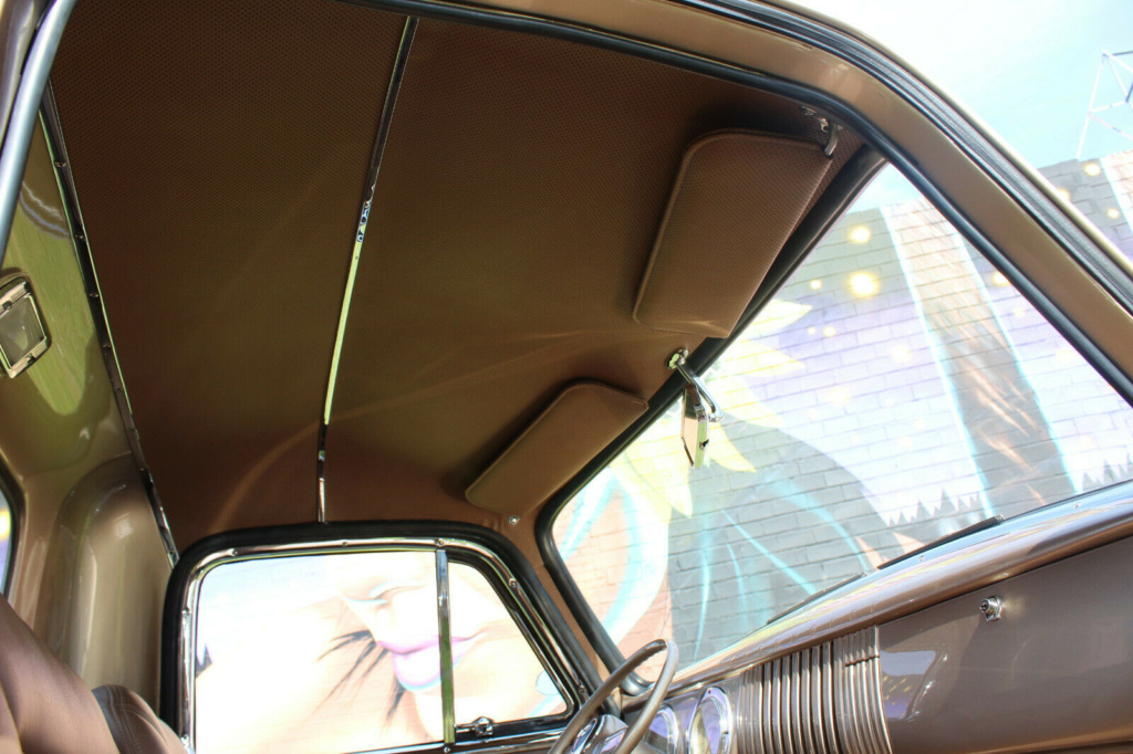Chevy Pick up 1947 - 1954 custom & mild custom - Page 5 Pu1210