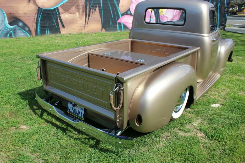 Chevy Pick up 1947 - 1954 custom & mild custom - Page 4 Pu310