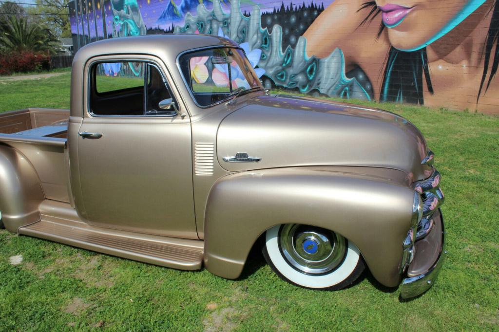 Chevy Pick up 1947 - 1954 custom & mild custom - Page 4 Pu410