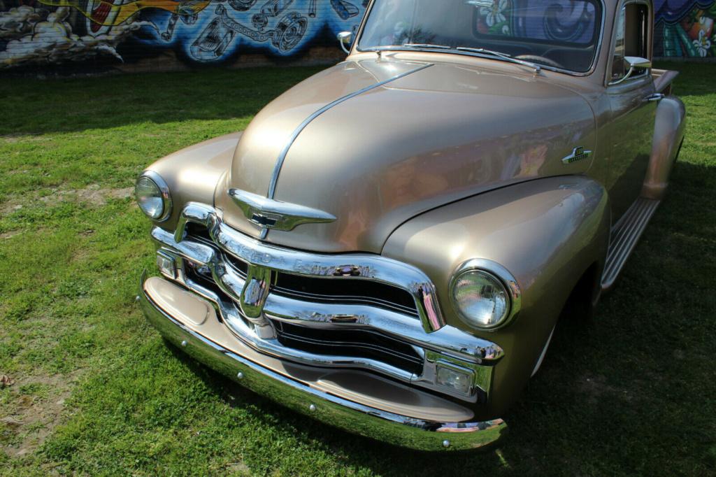 Chevy Pick up 1947 - 1954 custom & mild custom - Page 4 Pu510
