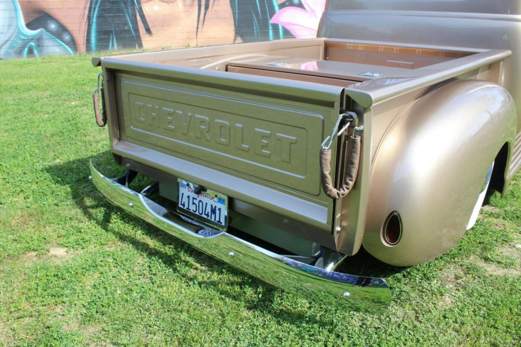 Chevy Pick up 1947 - 1954 custom & mild custom - Page 4 Pu610