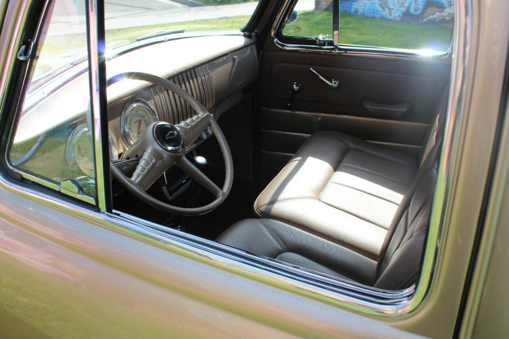 Chevy Pick up 1947 - 1954 custom & mild custom - Page 4 Pu810