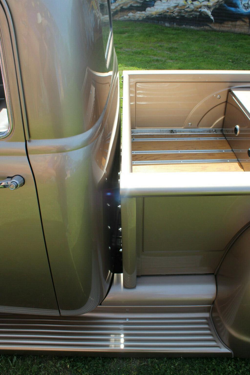 Chevy Pick up 1947 - 1954 custom & mild custom - Page 5 Pu910