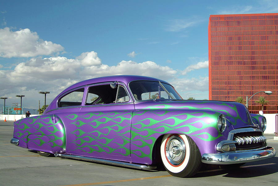Chevy 1949 - 1952 customs & mild customs galerie - Page 26 Purple10