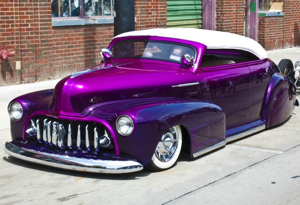Chevrolet 1946 - 48 custom & mild custom - Page 3 Purple11