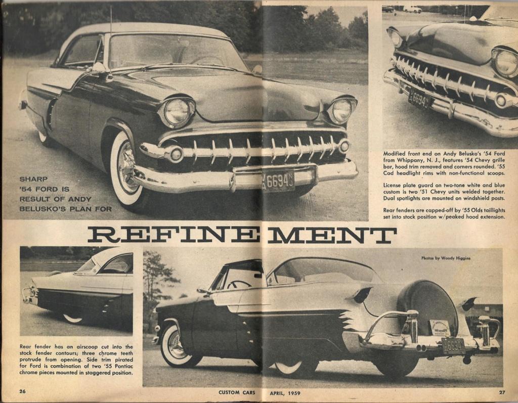 Ford 1952 - 1954 custom & mild custom - Page 11 Refine10