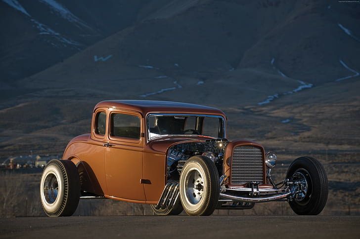 Traditional hot rods to 40s, 50s and 60s Review10