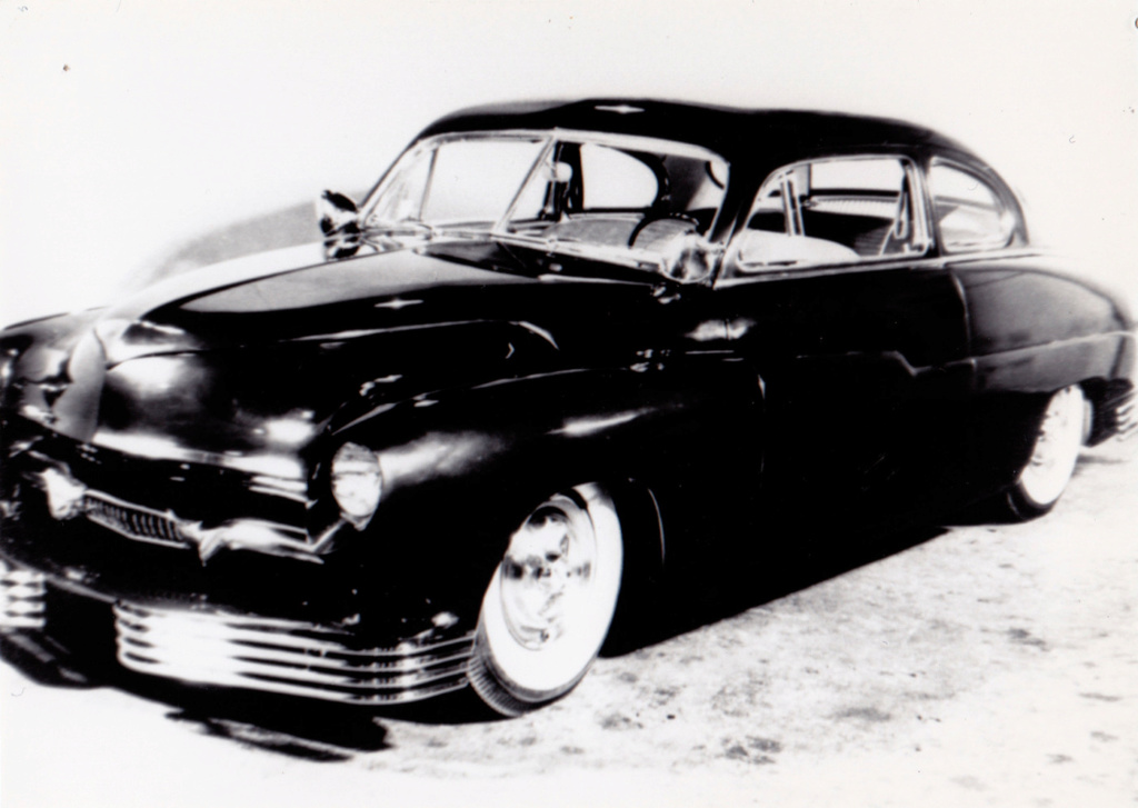1950 Mercury - Blue Mirage - Sonny Morris built by Joe Bailon Rikhov10