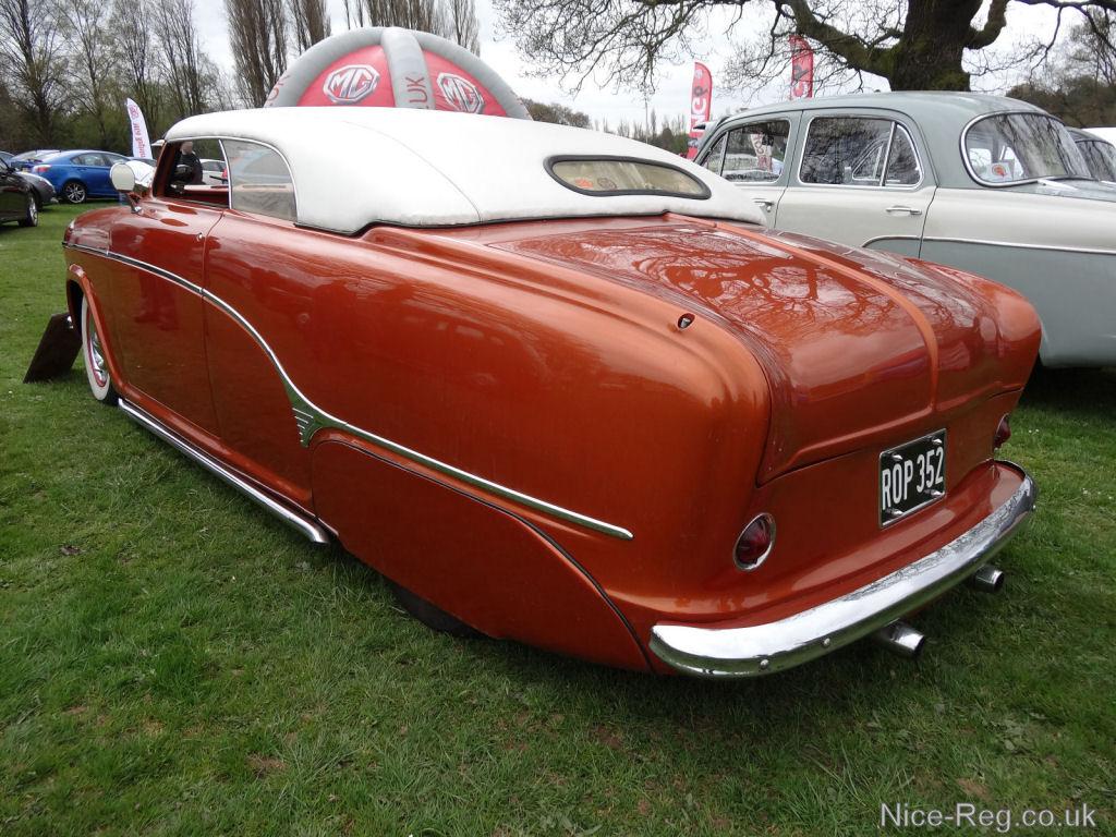 1956 Austin A50 - Koppa Kruiser - John Phillips Rop35211